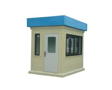 Bốt gác Handy Booth mái hộp kích thước 1.8x2.5m